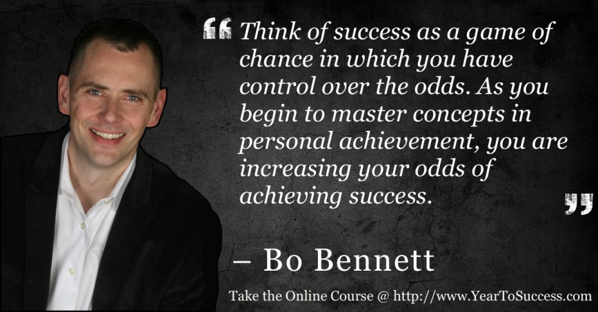 Quote Meme New Quote Memes Bo Bennett Year To Success