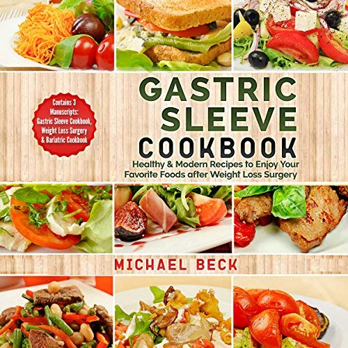 Get Free Audiobooks Gastric Sleeve Cookbook Healthy Modern